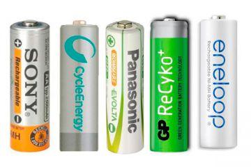 Акумулятори, батарейки