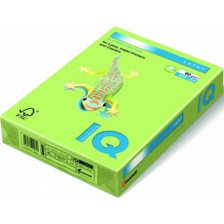 Папір кольоровий Mondi IQ LG46 80г/м2 А4, 500арк