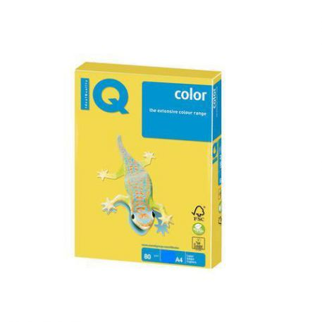 Папір кольоровий Mondi IQ СY39 80г/м2 А4, 500арк