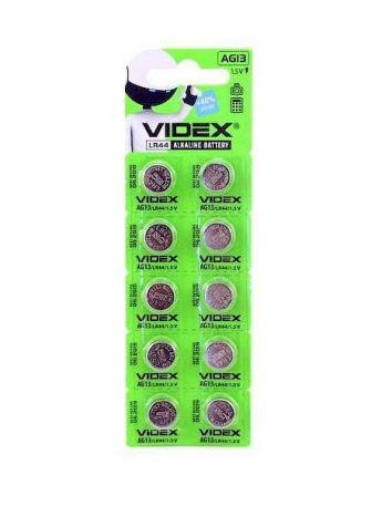 Батарейка Videx AG13 Alkaline