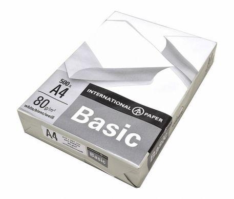 Папір Basic A4 80 г/м (500 л)