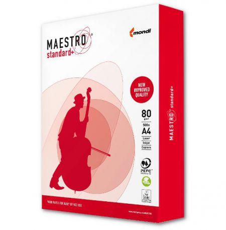 Папір Maestro А4 80г/м2 (500л)