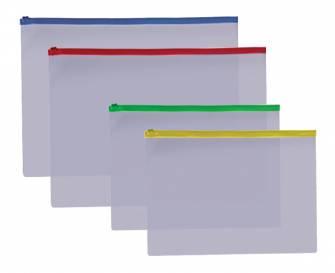 Папка-конверт на замку В5