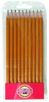 Набір олівців Koh-i-Noor 10шт