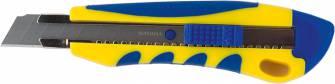 Нож канцелярский ВМ.4618 18 мм.