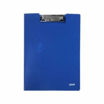 Папка-планшет А4, Datum, синя