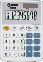 Калькулятор Optima 75520, 8 розрядів