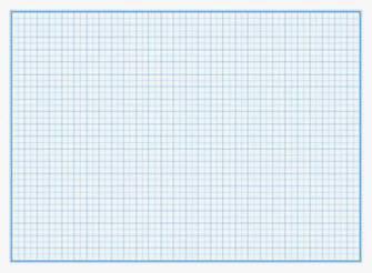 Папір міліметровий А2, 1шт