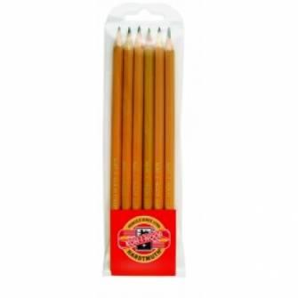 Набор карандашей Koh-i-Noor 6шт