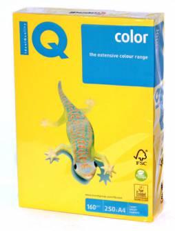 Папір кольоровий Mondi IQ СY39 160г/м2 А4, 250арк