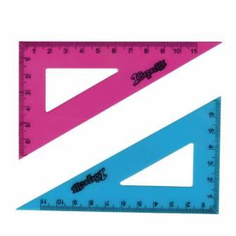 Лінійка 12см, трикутник