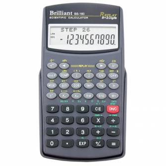 Калькулятор Brilliant BS-160, 8 разрядов