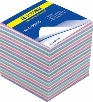 """Блок бумаги для заметок Buromax, 1100арк., """"Зебра"""""""