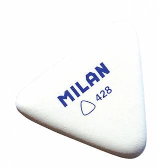 Гумка Milan 428 трикутна