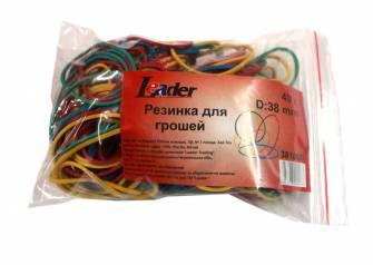 Резинки для денег 40 гр. Leader