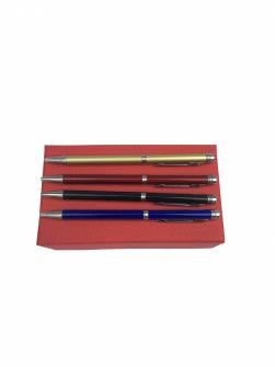 Ручка кулькова металева