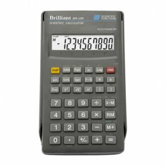 Калькулятор Brilliant BS-120, 8 разрядов