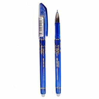 """Ручка гелева """"пиши-стирай"""" GP-3176, синя"""