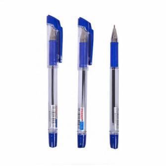 Ручка масляна Piano PT-175, синя