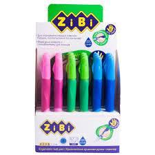 Ручка шариковая для правши Zibi ZB.2000