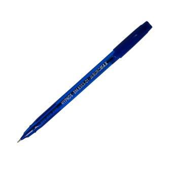 Ручка масляная 0,5 мм Buromax BM.8353, синяя