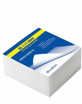 Блок паперу для нотаток Buromax, 330арк., білий
