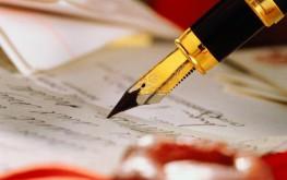 История и виды ручек для письма
