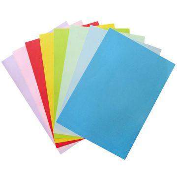 Картон кольоровий, папір кольоровий