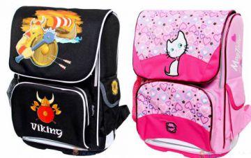 Рюкзаки, сумки для обуви, папки-портфели