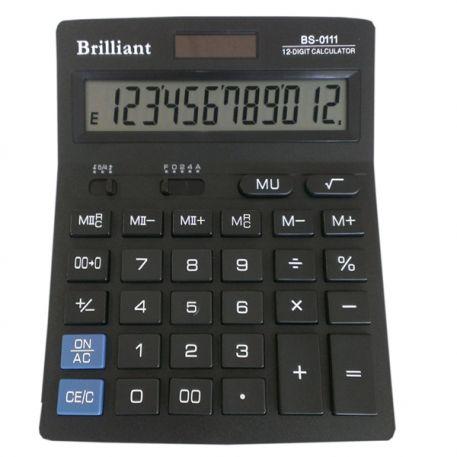 Калькулятор Brilliant BS-0111, 12 розрядів
