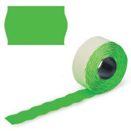 Етикетки-цінники Economix 22х12мм, зелені