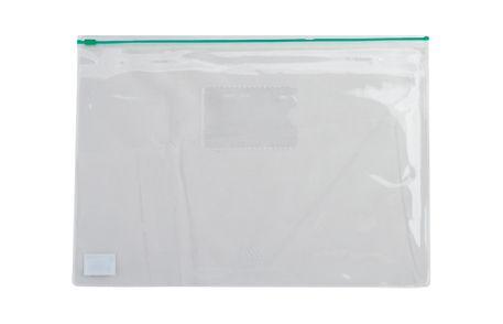 Папка-конверт на замку А5