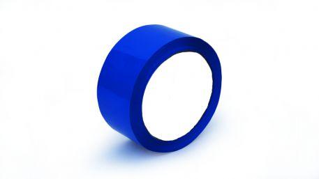 Клейка стрічка 48мм х 35м синя