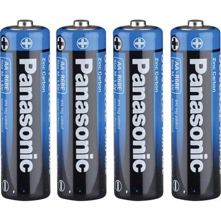 Батарейка Panasonic R6 тип АА