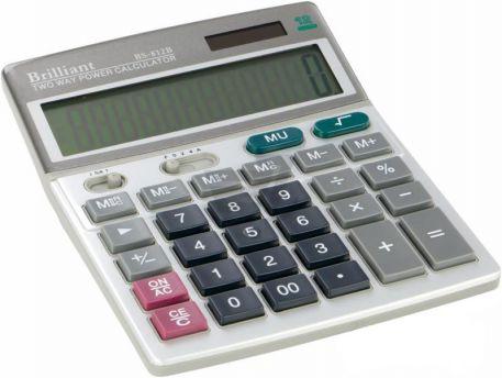 Калькулятор Brilliant BS-812B, 12 розрядів