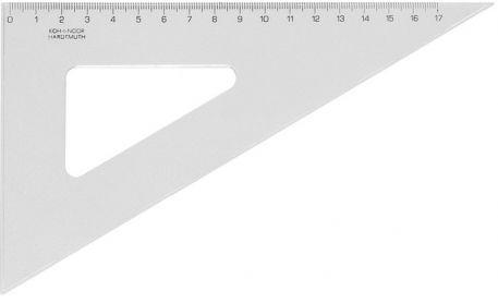 Трикутник 60/200 пластиковий, прозорий