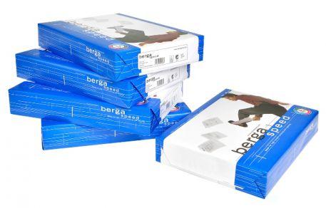 Бумага Berga Speed A4 80 г / м2 (500 л)