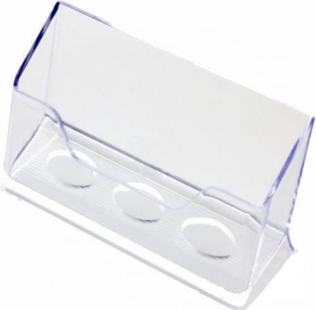 Підставка для візиток пластикова