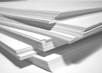 Папір офсетний А4 60г/м2 (100л)