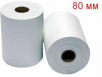 Кассовая лента 80мм х 21м термо