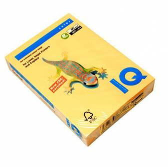 Папір кольоровий Mondi IQ GO22 80г/м2 А4, 500арк