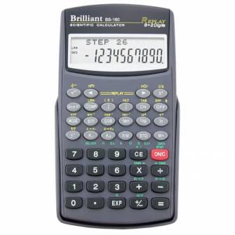 Калькулятор Brilliant BS-160, 8 розрядів