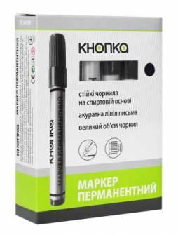 Маркер  Кнопка 1-3 мм , перманентний