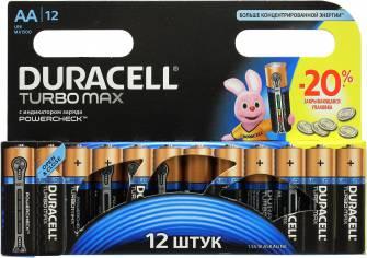Батарейка Duracell LR6 тип АА