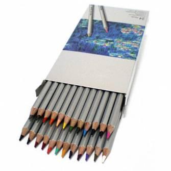 Олівці кольорові Marco Raffine 24шт.