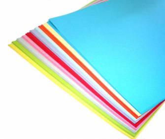 Папір кольоровий 20 арк.