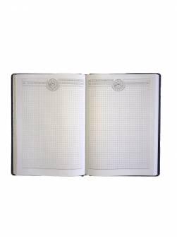 Щоденник А5 недатований, в клітинку