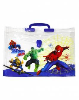 Портфель пластиковый детский