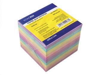 Блок паперу для нотаток Economix, 1000арк., кольоровий