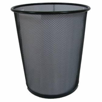 Корзина для сміття, металева, велика